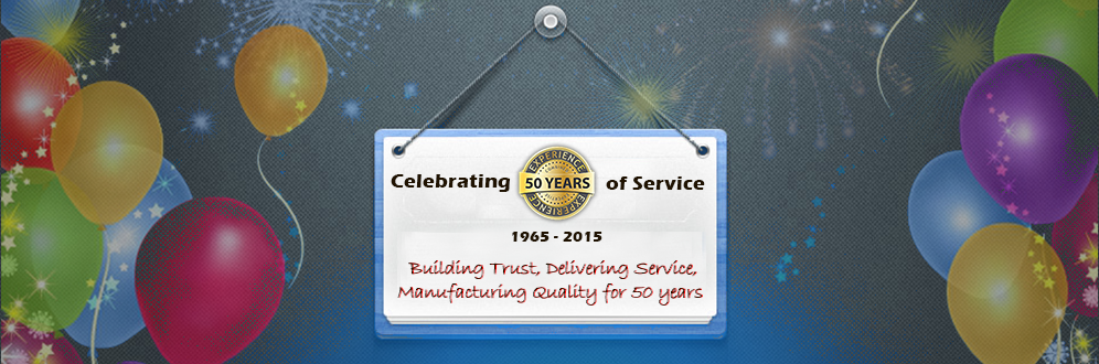 50 years of experience in Automobile Parts Manufacturers Ludhiana
